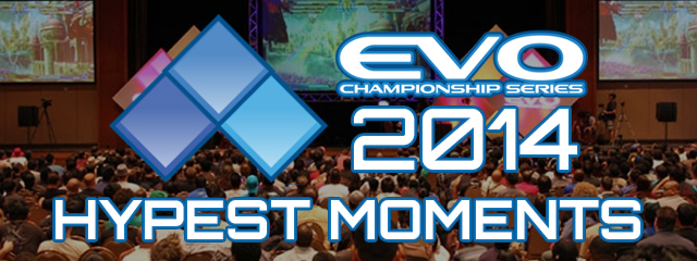 Best Matches of EVO 2014