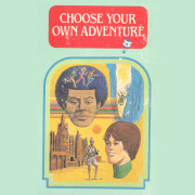 RPG - Choose Your Own Adventure Books