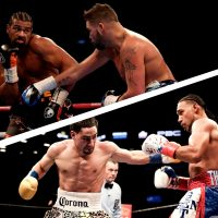 David Haye vs. Tony Bellew, Keith Thurman vs. Danny Garcia