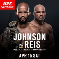 UFC on Fox 24: Johnson vs. Reis