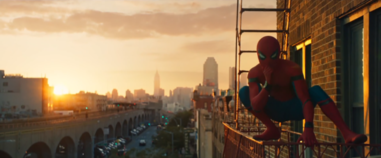 Spider-Man: Homecoming: Screenshot 01
