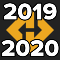 Top 5 Games of 2020 (and 2019)