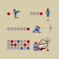 Motion Inputs in Fighting Games